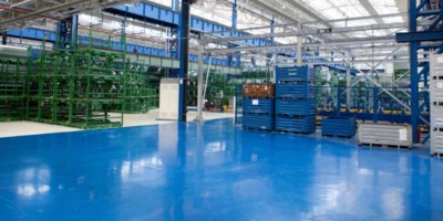 Epoxy Floor Coatings and Installations